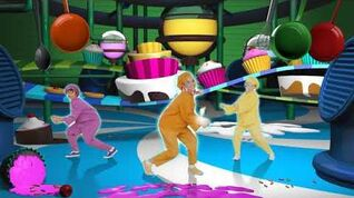 Party In The Kitchen - Just Dance Kids 2014 (No GUI)