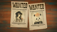 Timber WantedPosters