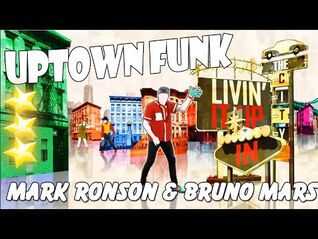 🌟Uptown Funk - Mark Ronson ft Bruno Mars - Just dance 2016 🌟