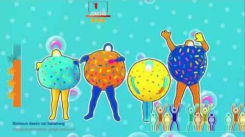 Bubble Pop (Bubble Gum Version) - Just Dance 2019