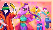 Danceessentials jdnow playlist icon computer
