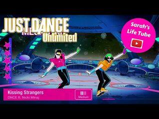 Kissing Strangers, DNCE ft