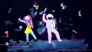 Only You (Alien Girl) Forever Alone 5 Stars - Just Dance ® 2015