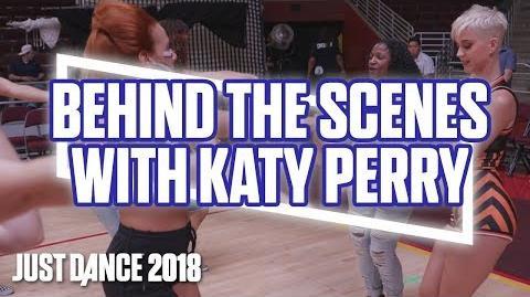 Swish Swish - Behind the Scenes with Katy Perry (US)