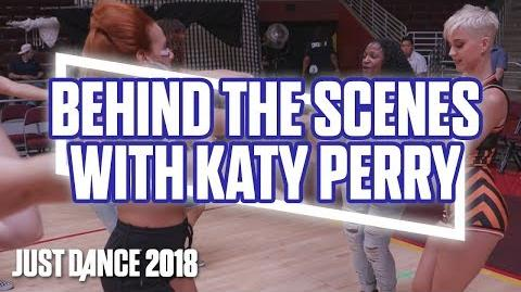 Swish Swish - Behind the Scenes with Katy Perry (US)