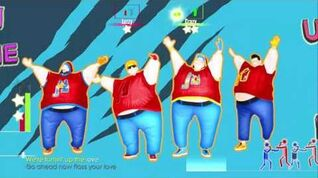 Turn Up the Love (Sumo Version) - Just Dance 2016