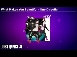 What Makes Beautiful - One Direction - Just Dance 4