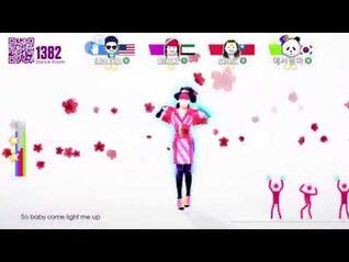 Just Dance Now- Into You by Ariana Grande (5 stars)