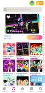 KickIt jdnow menu phone