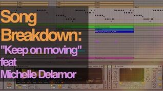 "How I Produced ""Keep on Moving"" featured in Just Dance 2018"