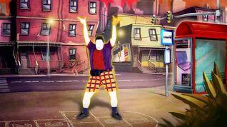 Just Dance 4 - Gold Dust NO HUD