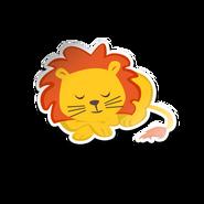 Kidsthelionsleepstonight lion ava