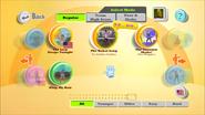 Robot menu xbox