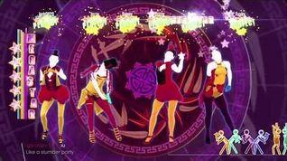 Just Dance® 2018 Slumber Party - Megastar - WITH 6 JOYCON