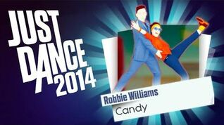Just Dance 2014 Candy