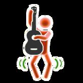 Livinlavidaloca guitar picto