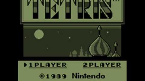 Original Tetris theme (Tetris Soundtrack)