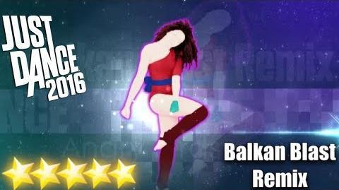 5☆ Stars - Balkan Blast Remix - Mashup - Just Dance 2016 - iPhone