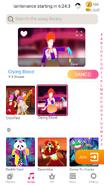 Cryingblood jdnow menu phone 2020