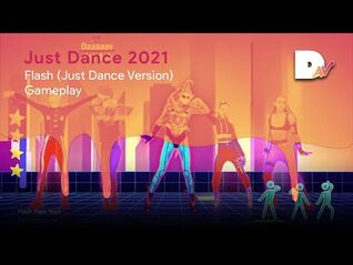 Flash - Just Dance 2021