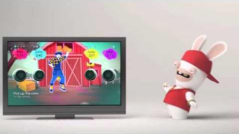 Here Comes the Hotstepper - Rabbids Promotion (US)