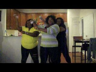 """Wii game Just Dance """"Mashed Potato Time"""" by Secret Trois"""