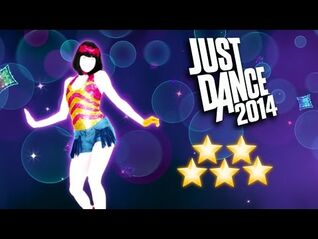 5☆ stars - Waking Up In Vegas - Just Dance 2014 - Kinect