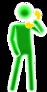 Alfonso beta pictogram 7
