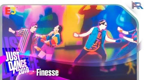 Finesse (Remix) - Just Dance 2019 (E3)