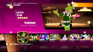 Funkytown jd2018 menu