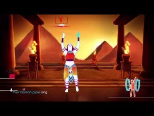 Just Dance Unlimited - Walk Like an Egyptian