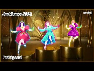 Just Dance 2021 - Feel Special - No Hud