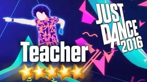 Just Dance 2016 - Teacher - 5 stars