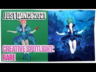 Just Dance 2021- Creative Spotlight - Rare by Selena Gomez - Ubisoft -US-