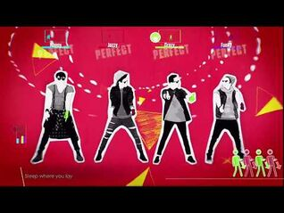 Just Dance Unlimited- No Control