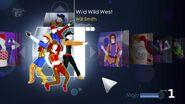 Just dance 4 beta menu