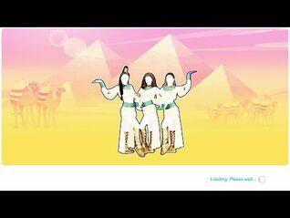 Dans van de Farao - K3 - Just Dance 2021