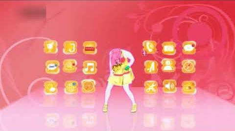 Just Dance 4 Call Me Maybe (NO HUD)