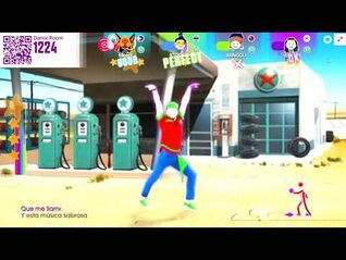 Just Dance Now - Bailar by Deorro ft