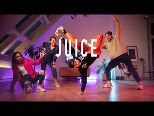 Lizzo - Juice -Choreography Flying Steps Academy x Just Dance 2021-
