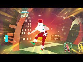 -*--*- PS4 Just Dance 2018 - CRAZY CHRISTMAS (Santa Clones)