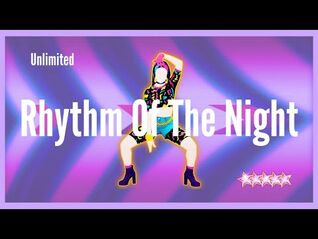 Just Dance 2020 (Unlimited) - Rhythm Of The Night
