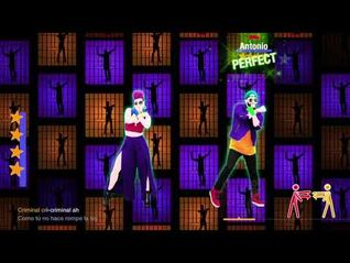 Just Dance 2021 Unlimited - Criminal Natti Natasha & Ozuna