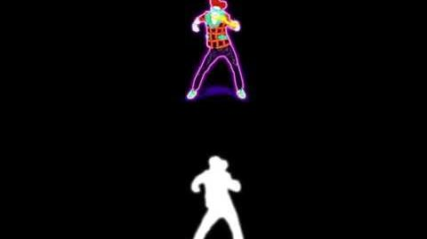 EXTRACT! She's Got Me Dancing - Tommy Sparks Just Dance 3