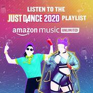 JustDance2020 amazonmusic playlist