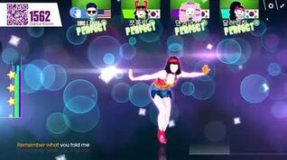 Just Dance Now Waking Up In Vegas (5 stars)