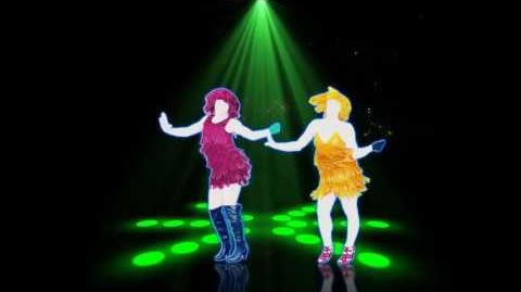 Can't Take My Eyes Off You - Just Dance 4 (No GUI)