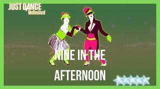 Just Dance 2017 (Unlimited) Nine In The Afternoon