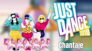 Just Dance 2018 - Chantaje (Subway) by Shakira ft
