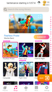 Kidsfearlesspirate jdnow menu phone 2020